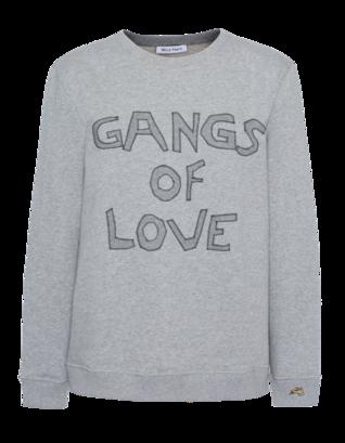 Bella Freud Gangs of Love Marl Grey