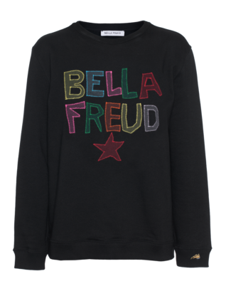 Bella Freud Bella Star Black