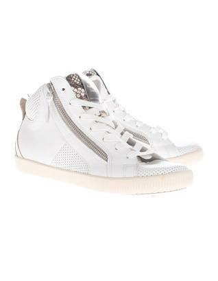 SCHMID Cool Zip Silver White