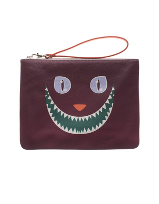 Yarnz Cheshire Cat Bordeaux