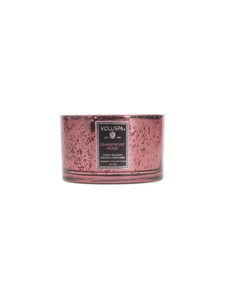 VOLUSPA Champagne Rose Jar