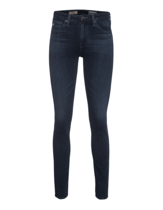 AG Jeans The Prima Mid-Rise Cigarette 2 Years Blue