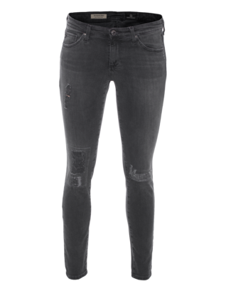 AG Jeans The Legging Ankle Super Skinny Anthra