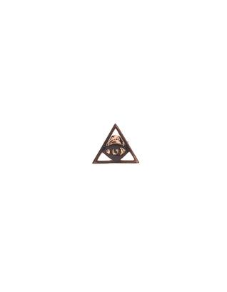 ART YOUTH SOCIETY Illuminati Ear Gold