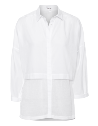 HELMUT LANG Layed Cotton White