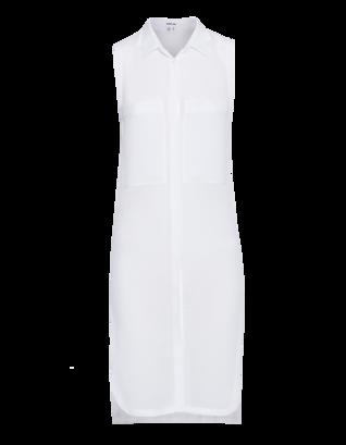 HELMUT LANG Swift Long Sleeveless Optic White