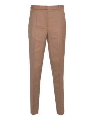 3.1 PHILLIP LIM Classic Mid Rise Wool Tan