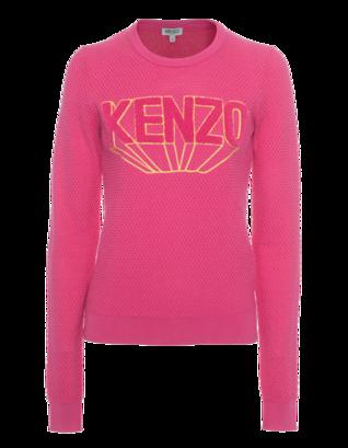 KENZO Diamond Label Pink