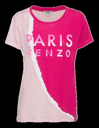 KENZO Beads Print Pink