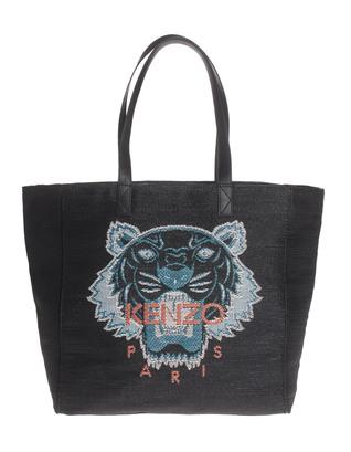KENZO Contrast Tiger Black