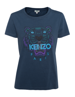KENZO Iconic Tiger Short Petrol