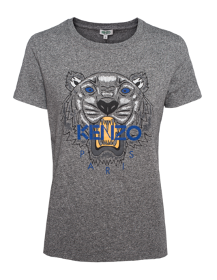 KENZO Iconic Tiger Short Grey