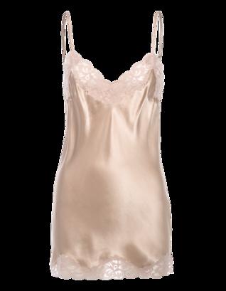 FALCON & BLOOM Romantic Cami Silk Nude