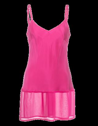 FALCON & BLOOM Fine Silk Trim Pink