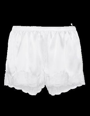 FALCON & BLOOM Romantic Lace White