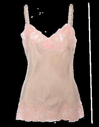 FALCON & BLOOM Romantic Cami Apricot Nude