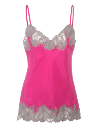 FALCON & BLOOM Romantic Cami Taupe Pink