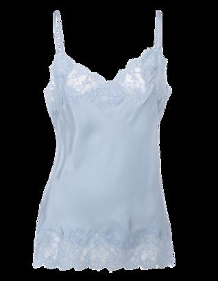 FALCON & BLOOM Romantic Cami Light Blue