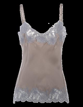 FALCON & BLOOM Romantic Cami Grey Taupe