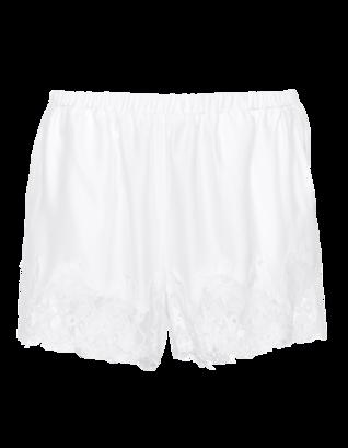 FALCON & BLOOM Romantic Lace Wide White