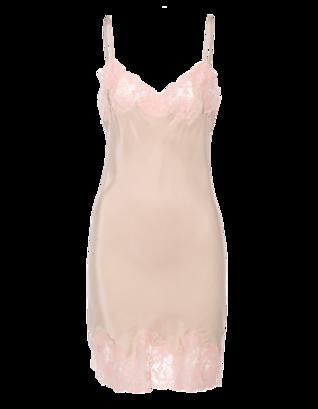 FALCON & BLOOM Romantic Slip Nude