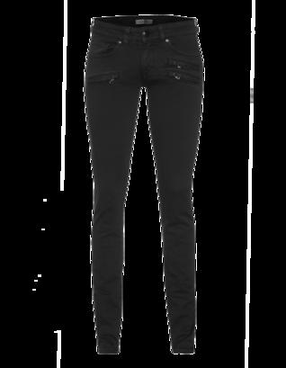 Pierre Balmain  Low Zip Black