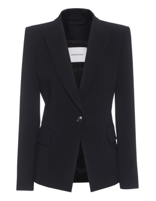 Pierre Balmain  Clean One Button Black
