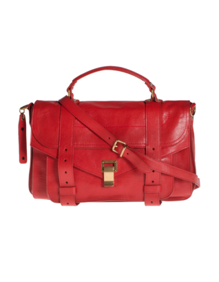 PROENZA SCHOULER PS1 Medium Lux Red
