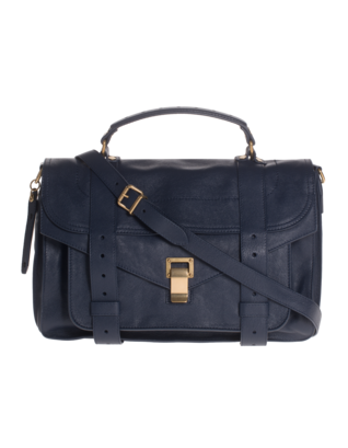 PROENZA SCHOULER PS1 Medium Lux Midnight