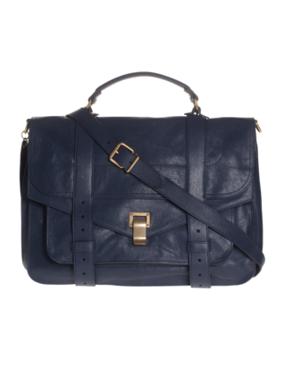 PROENZA SCHOULER PS 1 Large Lux Midnight