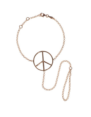 ART YOUTH SOCIETY Single Peace Gold