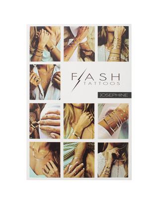 FLASH TATTOOS Josephine Parisian Chic