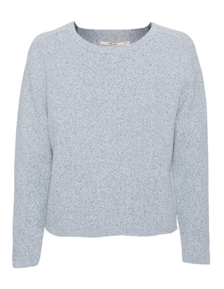 J BRAND READY-TO-WEAR Alex Sweater Black White