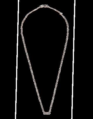 L'ATELIER Infinity Rhinestones Silver