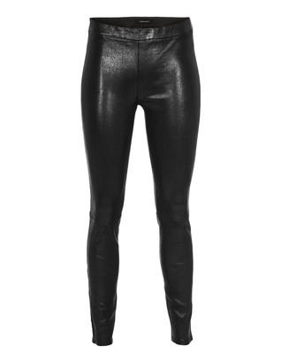 J BRAND L8007 Leather Legging Black