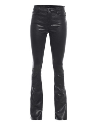 J BRAND L8017 Leather Remy Noir