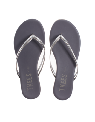 TKEES Lily Duos Silver Shower
