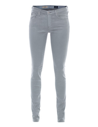 AG Jeans The Legging Leatherette Luster Deep Quarry