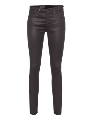 AG Jeans The Legging Ankle Coat Brown
