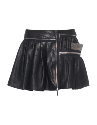 PAVLINA JAUSS All Over Zip Sleek Black