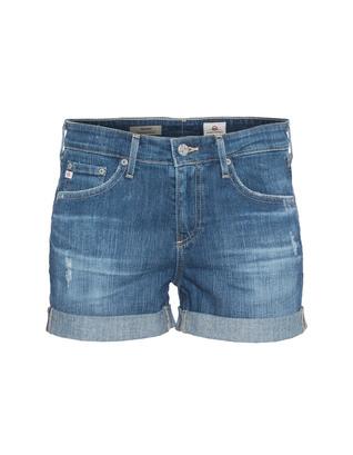 AG Jeans The Hailey Ex-Boyfriend Roll-Up Sun