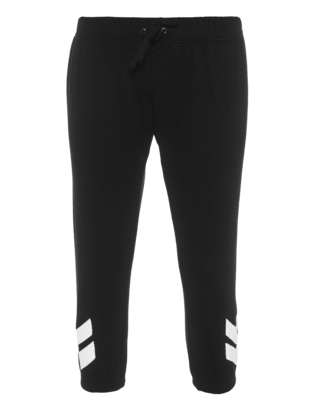Pam&Gela Cropped Perforated Black