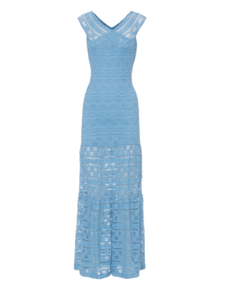 Nightcap Clothing Cherokee Diamond Powder Blue