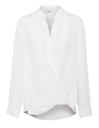 3.1 PHILLIP LIM Softly Draped Long White