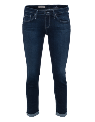 AG Jeans The Stilt Roll-Up HDC Dark Blue