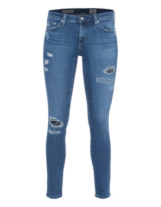 AG Jeans The Legging Ankle 12 Years Restored