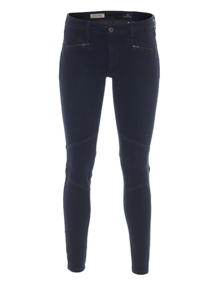 AG Jeans The Moto Legging Rustle