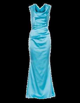 TALBOT RUNHOF Fowler Sateen Turquoise