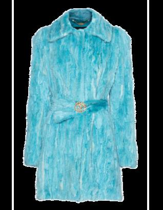 JUST CAVALLI Mink Turquoise