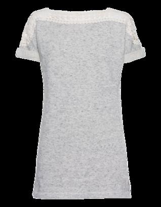 Pam&Gela Mini Sweat Light Grey